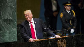 Трамп на Генассамблее ООН: Вашингтон продолжит оказывать давление на Иран