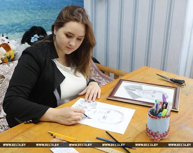Молодой педагог Марина Дроняева