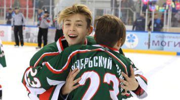 Хоккейная команда Гродненской области победила на спартакиаде Союзного государства