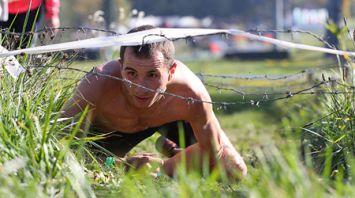 """Гонка с препятствиями """"Bizon Race"""" прошла в Логойске"""