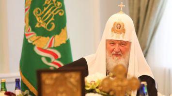 Заседание Священного синода РПЦ проходит в Минске