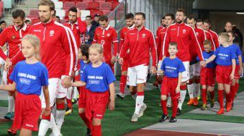 Белорусские футболисты сыграли вничью с командой Молдовы в матче Лиги наций