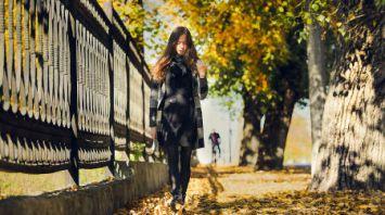 Осень в Бресте