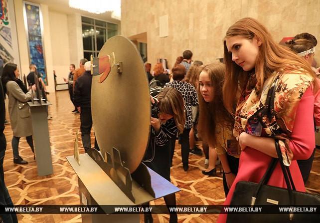 """Выставка """"Пространство Малея"""" открылась в Витебске"""