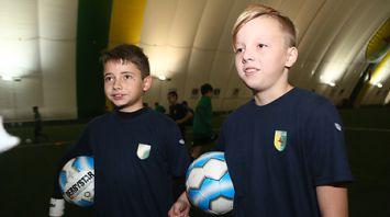 В Гродно оздоровительный лагерь превратили в масштабный спорткомплекс