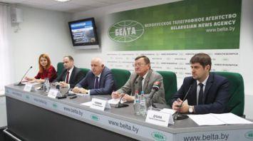 Пресс-конференция о транспортной инфраструктуре в Беларуси прошла в пресс-центре БЕЛТА