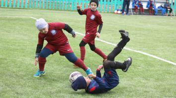 Футбольная площадка с искусственным покрытием открылась в Витебске
