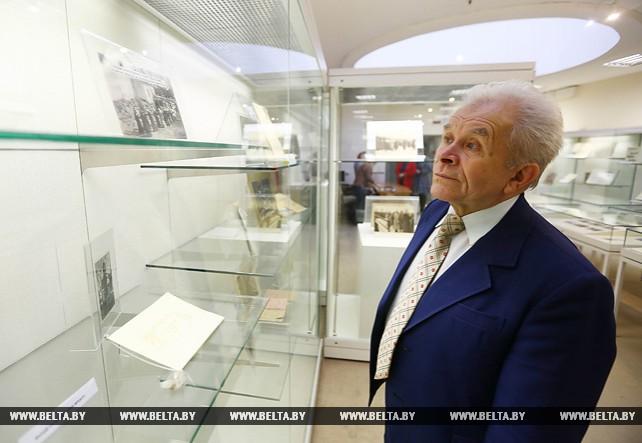 Первую мировую войну через призму писем и газет представили на выставке в Нацбиблиотеке Беларуси
