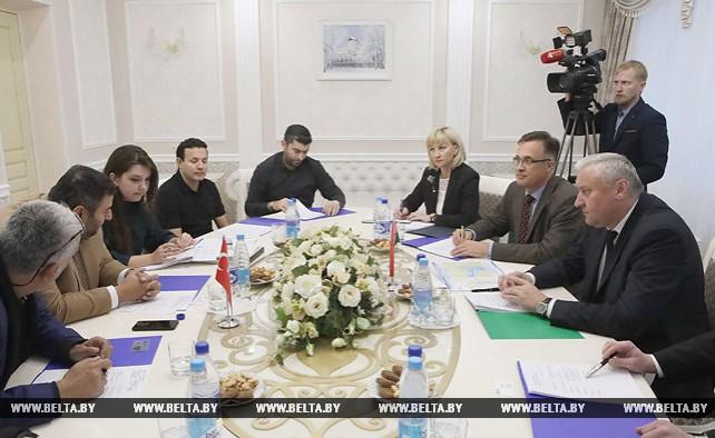 Турецкие партнеры рассматривают возможность строительства порта в Брагинском районе