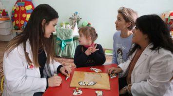 Испанские эрготерапевты проходят стажировку в Гомеле