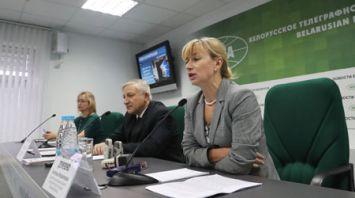"""Пресс-конференция о развитии проекта """"Карта гостя"""" прошла в БЕЛТА"""