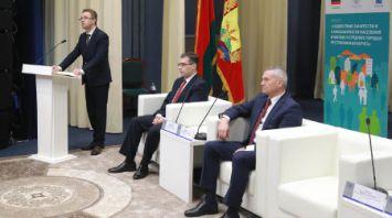Около 70% импортозамещающей продукции в Могилевской области производится малым и средним бизнесом