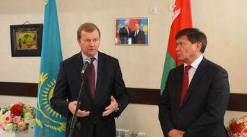 Почетное консульство Казахстана открылось в Могилеве
