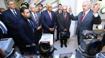 Председатель Палаты представителей Египта посетил ММЗ имени С.И. Вавилова