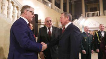Макей: Латвия для Беларуси - добрая соседка, важный и надежный партнер