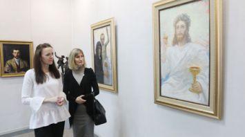 """Выставка """"100 рарытэтаў да 100-годдзя музея"""" открылась в Витебске"""
