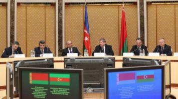 Заседание белорусско-азербайджанской межправительственной комиссии по торгово-экономическому сотрудничеству