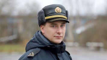 Участковый Алексей Савченко победил в республиканском смотре-конкурсе профмастерства