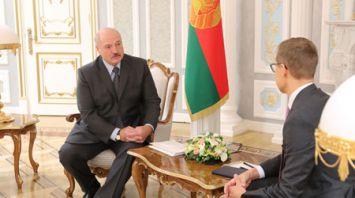 Лукашенко встретился с вице-президентом Европейского инвестиционного банка