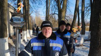 В агрогородок Ленина Краснопольского района пришло голубое топливо