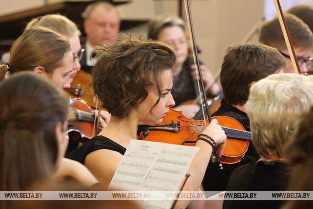 Концертом с участием именитых выпускников отметил 100-летие витебский колледж им. Соллертинского
