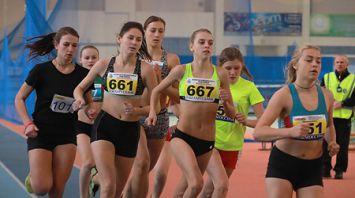 360 юных спортсменов принимают участие в турнире по легкой атлетике в Могилеве