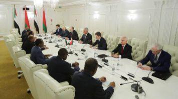Андрейченко встретился с Президентом Судана