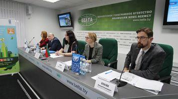Пресс-конференция о развитии зеленого градостроительства в Беларуси прошла в БЕЛТА