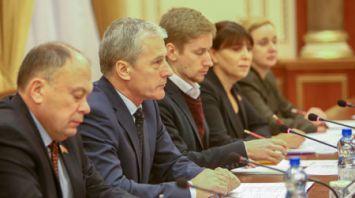 Пирштук встретился с чешскими парламентариями