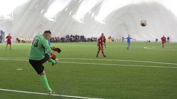 Футбольный манеж открыли в Бресте
