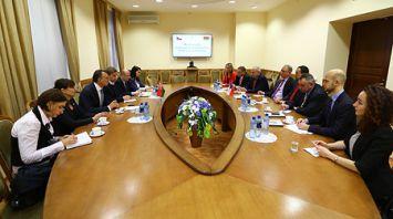 Делегация чешских парламентариев и деловых кругов встретилась с руководством БелТПП