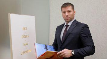 Почетное консульство Латвии открылось в Могилеве