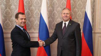 Заседание Совмина Союзного государства проходит в Бресте