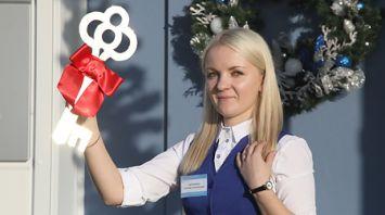 Более 25 тыс. жителей Мозыря смогут получать почтовые услуги в новом отделении связи