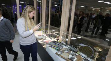 Музей истории белорусского тенниса открылся в Минске