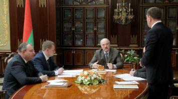 Лукашенко требует не допустить расточительства при бюджетном планировании