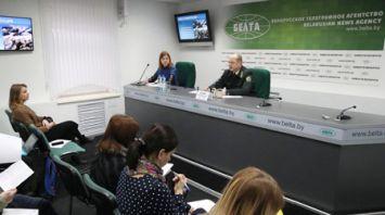 Пресс-конференция об организации елочных базаров и наведении порядка в лесном фонде прошла в БЕЛТА