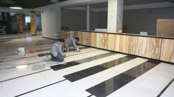 В Гродно на завершающий этап вышла реконструкция здания областной филармонии