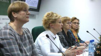 Пресс-конференция по обновленному закону о защите прав потребителей прошла в БЕЛТА