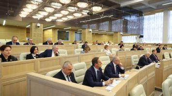 Заседание Совета Республики состоялось в Минске