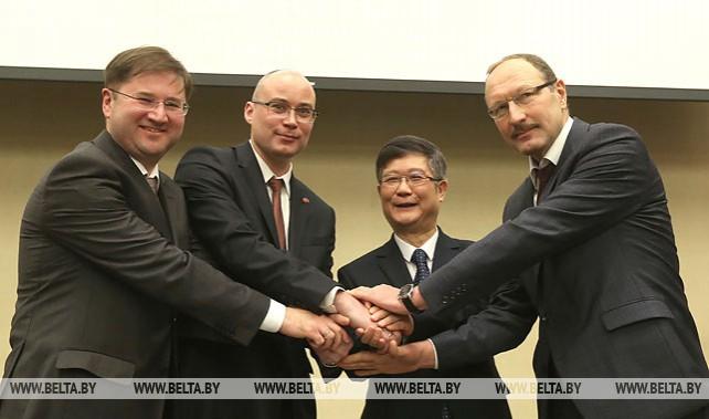 Мероприятие, посвященное развитию белорусско-китайского сотрудничества, прошло в Минске
