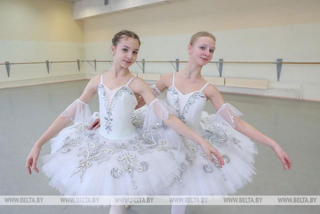 Хореографическая гимназия-колледж удостоена спецпремии Президента Беларуси
