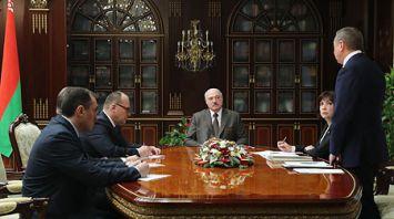 Беларусь заинтересована в развитии экономического сотрудничества с Францией - Лукашенко