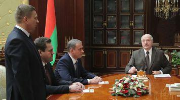 Помощником Президента Беларуси в Гродненской области назначен Иван Лавринович