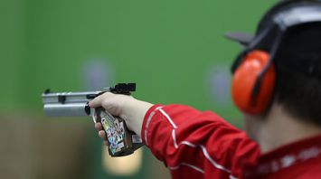 Кубок Беларуси по пулевой стрельбе проходит в Минске