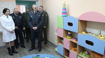 Общежитие для осужденных женщин с детьми открылось в исправительной колонии №4 Гомеля