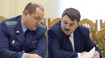 Брифинг по вопросам развития Оршанского района прошел в Витебске