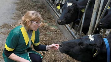 Новый молочно-товарный комплекс в Кировском районе будет отапливаться биогазом