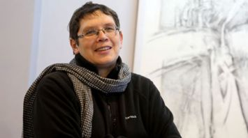Выставка мистической графики открылась в Витебске