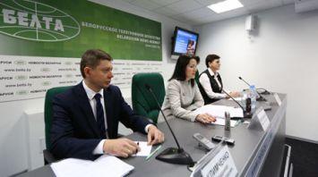 Пресс-конференции по разъяснению указа №500 прошла в пресс-центре БЕЛТА